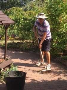 Volunteering Winthrop Gardens